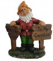 GNOMO TO MY GARDEN - 20 CM - 6947018